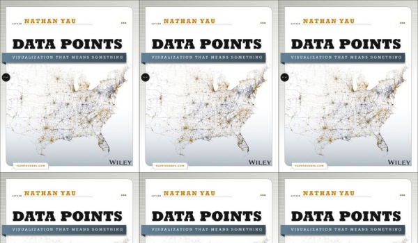 Data Points book cover