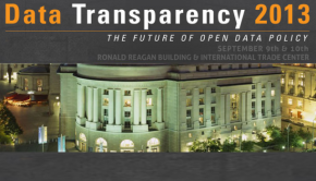 Data transparency conference logo