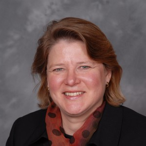 Mollie Ullman-Cullere, co-chair of Health Level 7's Clinical Genomics program.