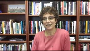 AnnaLee Saxenian, Dean of the UC Berkeley School of Information