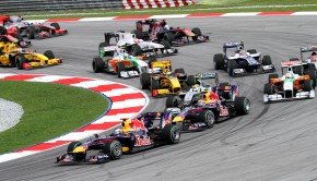 Formula One race car manufacturers have developed extensive sensing and data processing expertise