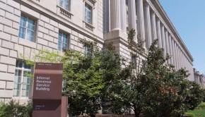 Internal Revenue Service building, Washington, D.C.