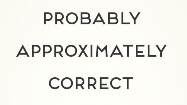 """Probably Approximately Correct,"" by Leslie Valiant"