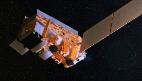 The Suomi-NPP satellite, which may herald a gap in U.S. satellite-based weather data collection when it ceases operations.