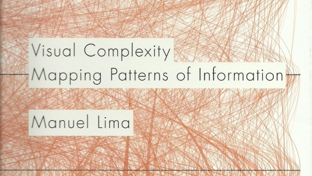 Visual Complexity, by Manuel Lima