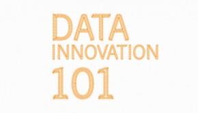 Data innovation 101