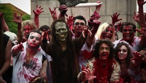 A recent paper takes an epidemiological approach to modeling horror films' zombie infestations.