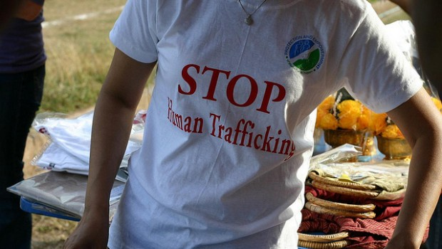 A new dataset on human trafficking was released this week.