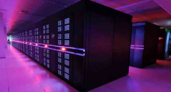 Tianhe-2, the world's fastest supercomputer.