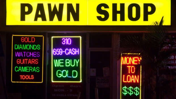 A new initiative in Michigan would collect pawn shop data in a single repository.