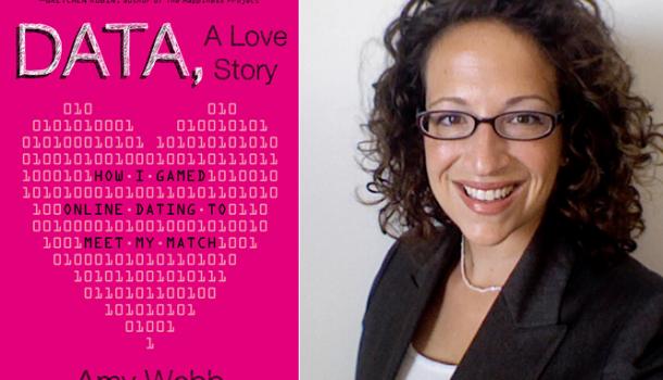 """Data, a Love Story,"" by Amy Webb"
