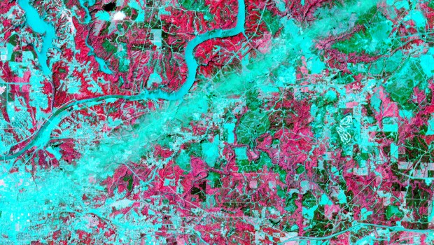Satellite images are among the data that NOAA collects.