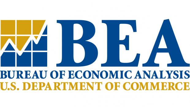 The Bureau of Economic Analysis logo