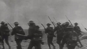The British Pathé film archive includes footage from 1916's Battle of the Somme.