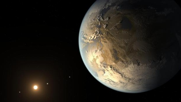 "An ""Earth-like"" planet was discovered by reusing data from old telescope readings."