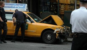 The NYPD has released motor vehicle collision data.