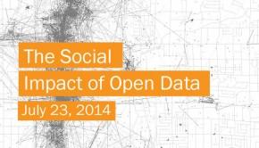 Social Impact of Open Data