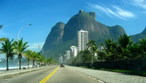 Rio de Janeiro is using information from Waze and other apps to improve traffic.