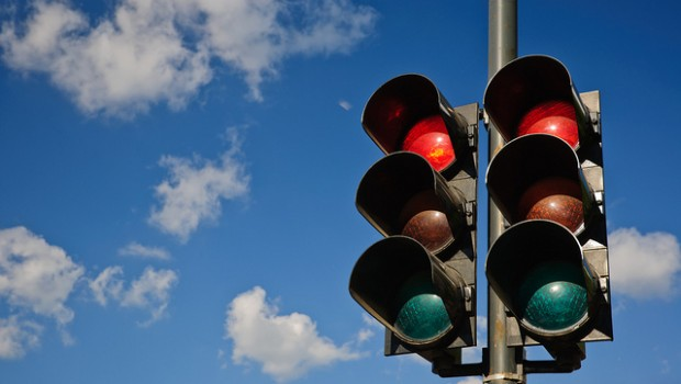 There are several ongoing efforts to make traffic lights automatically change to improve traffic flows.