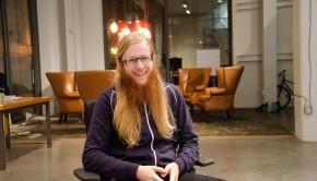 Max Ogden, lead developer of dat.