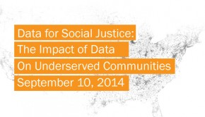 Data for Social Justice