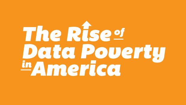 The Rise of Data Poverty in America