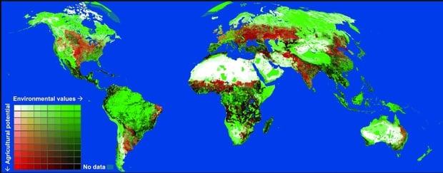 Economic and environmental conflict zones