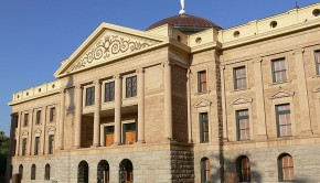 Arizona's state capitol building