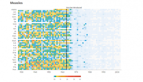Vaccine visualization