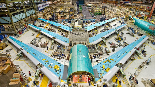 Airplane Assembly Line