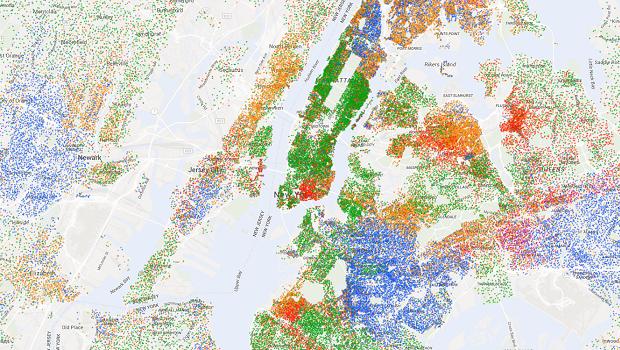 Race Visualization