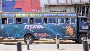 Nairobi's busses
