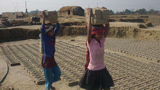 Child labor in Nepal