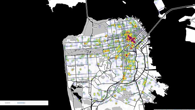 San Francisco Noise Complaints