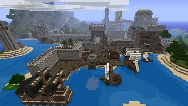 Virtual landscapes