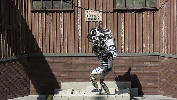 Robots Walking