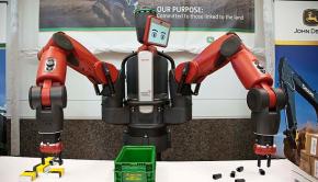A Baxter research robot