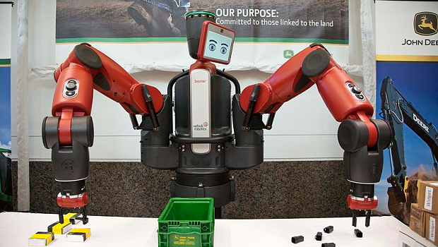 A Baxter research robot
