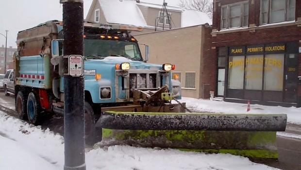 Chicago Snow Plow