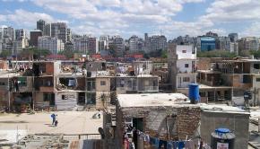 Slums in Buenos Aires