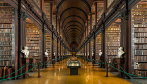 Old Library in Dublin