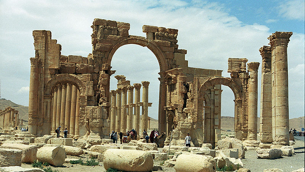 Roman Arch of Triumph