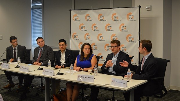 Open legislative data event