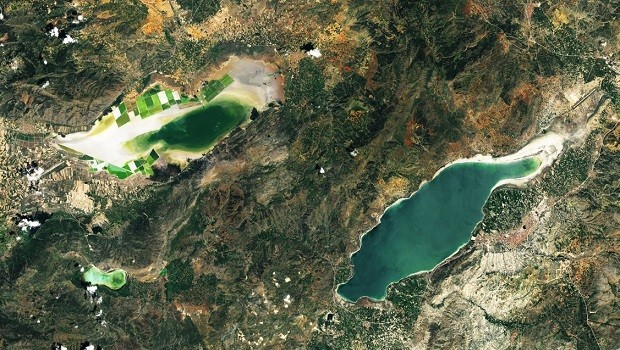 Photo from Landsat 8