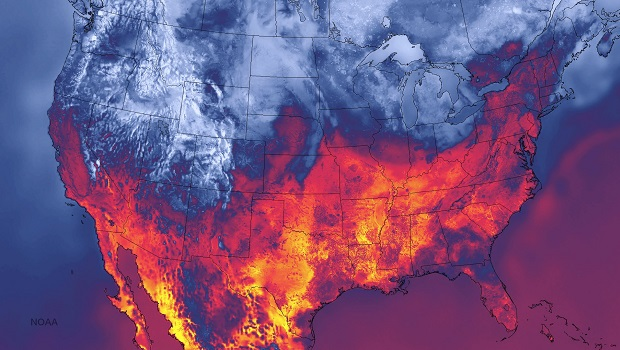 NOAA Weather Data