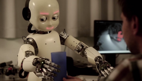A smart robot