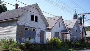 Blighted houses