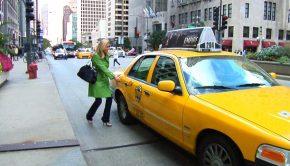 Chicago taxi