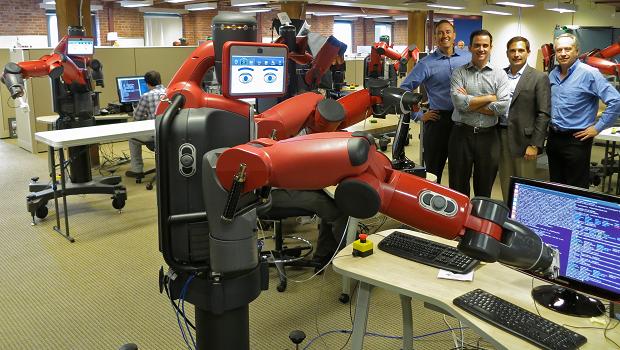 Robotic worker