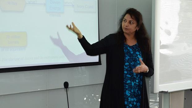 5 Q's for Rohini Srihari, Chief Data Scientist at PeaceTech Lab